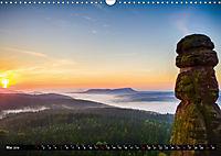 Nebelwelten Sächsische Schweiz (Wandkalender 2019 DIN A3 quer) - Produktdetailbild 5