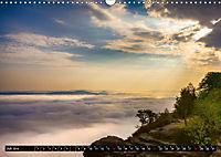 Nebelwelten Sächsische Schweiz (Wandkalender 2019 DIN A3 quer) - Produktdetailbild 7