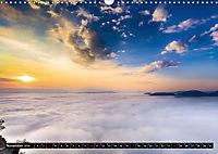 Nebelwelten Sächsische Schweiz (Wandkalender 2019 DIN A3 quer) - Produktdetailbild 11