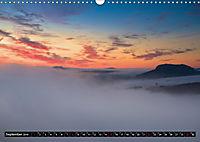Nebelwelten Sächsische Schweiz (Wandkalender 2019 DIN A3 quer) - Produktdetailbild 9