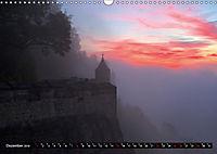Nebelwelten Sächsische Schweiz (Wandkalender 2019 DIN A3 quer) - Produktdetailbild 12