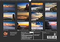 Nebelwelten Sächsische Schweiz (Wandkalender 2019 DIN A3 quer) - Produktdetailbild 13