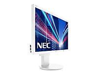 NEC Multisync EA234WMi 58,4cm 23Zoll eIPS W-LED 1920x1080 Display Port DVI-D VGA 250cd/m2 1000:1 Pivot Speakers USB weiss - Produktdetailbild 5