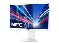 NEC Multisync EA234WMi 58,4cm 23Zoll eIPS W-LED 1920x1080 Display Port DVI-D VGA 250cd/m2 1000:1 Pivot Speakers USB weiss - Produktdetailbild 4