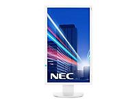 NEC Multisync EA234WMi 58,4cm 23Zoll eIPS W-LED 1920x1080 Display Port DVI-D VGA 250cd/m2 1000:1 Pivot Speakers USB weiss - Produktdetailbild 6