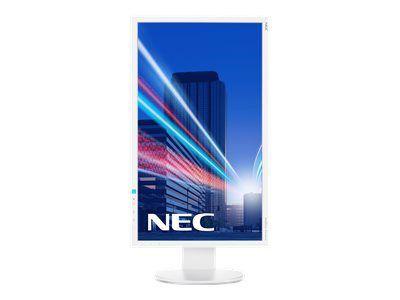 NEC Multisync EA234WMi 58,4cm 23Zoll eIPS W-LED 1920x1080 Display Port DVI-D VGA 250cd/m2 1000:1 Pivot Speakers USB weiss