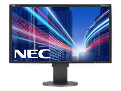NEC MultiSync EA273WMi 68,58cm 27Zoll Wide 1920x1080 analog+digital DVI-D DP HDMI speaker HAS 1000:1 250cd 6ms schwarz