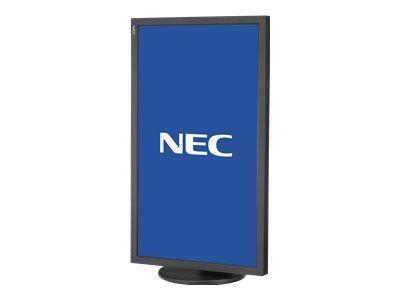 NEC MultiSync PA271Q black 68,6cm 27Zoll LCD monitor with W-LED backlight 10-bit IPS panel AdobeRGB resolution 2560x1440 USB Type-C