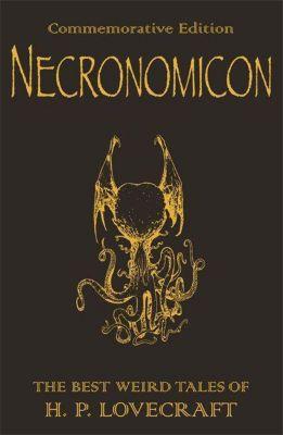 Necronomicon, English edition, Howard Ph. Lovecraft