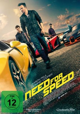 Need for Speed, Keine Informationen