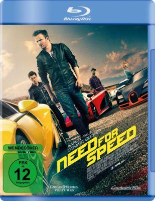 Need for Speed, George Gatins, John Gatins, George Nolfi