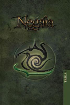 Negaia - Der grüne Band - Hector Baxeda |