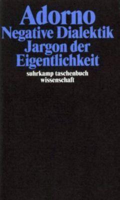 Negative Dialektik, Theodor W. Adorno
