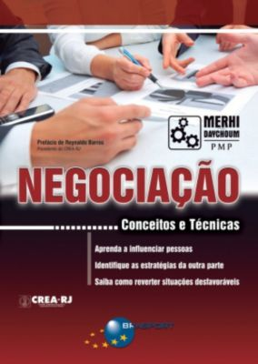 Negociação: conceitos e técnicas, Merhi Daychoum
