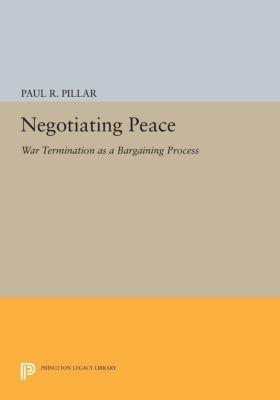 Negotiating Peace, Paul R. Pillar