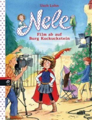 Nele Band 12: Film ab auf Burg Kuckuckstein, Usch Luhn