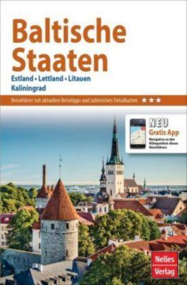 Nelles Guide Reiseführer Baltische Staaten, Tomasz Torbus, Barbara Warning