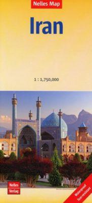 Nelles Map Iran