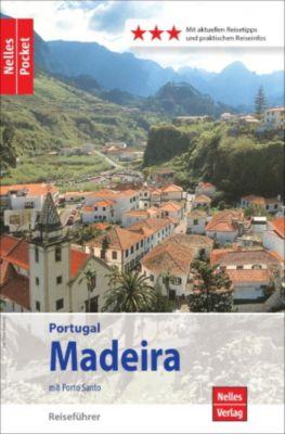 Nelles Pocket Reiseführer Madeira, Daniela Schetar, Elke Frey