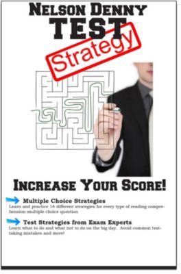 Nelson Denny Test Strategy, Complete Test Preparation Inc.
