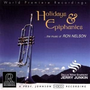 Nelson Holidays & Epiphanies, Dallas Wind Symphony