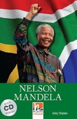 Nelson Mandela, m. 1 Audio-CD, Vicky Shipton