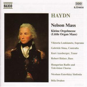 Nelsonmesse/Kleine Orgelmesse, Drahos, Hungarian Radio And Tel