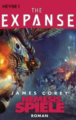 Nemesis-Spiele - James Corey |