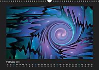 Neon Colours Vol. 2 / UK-Version (Wall Calendar 2019 DIN A3 Landscape) - Produktdetailbild 2