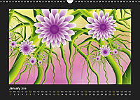 Neon Colours Vol. 2 / UK-Version (Wall Calendar 2019 DIN A3 Landscape) - Produktdetailbild 1