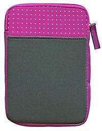 Neoprentasche mit Eule (Farbe: rosa) - Produktdetailbild 1