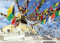 Nepal - Buddhismus trifft Hinduismus (Wandkalender 2019 DIN A2 quer) - Produktdetailbild 9