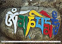 Nepal - Buddhismus trifft Hinduismus (Wandkalender 2019 DIN A2 quer) - Produktdetailbild 12