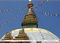Nepal - Buddhismus trifft Hinduismus (Wandkalender 2019 DIN A3 quer) - Produktdetailbild 3