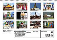 Nepal - Buddhismus trifft Hinduismus (Wandkalender 2019 DIN A3 quer) - Produktdetailbild 13