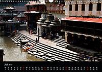 Nepal-Das Kathmandu-Tal nach dem Beben (Wandkalender 2019 DIN A3 quer) - Produktdetailbild 7