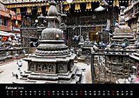Nepal-Das Kathmandu-Tal nach dem Beben (Wandkalender 2019 DIN A3 quer) - Produktdetailbild 2
