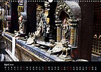 Nepal-Das Kathmandu-Tal nach dem Beben (Wandkalender 2019 DIN A3 quer) - Produktdetailbild 4