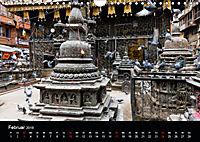 Nepal-Das Kathmandu-Tal nach dem Beben (Wandkalender 2019 DIN A4 quer) - Produktdetailbild 2