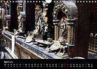 Nepal-Das Kathmandu-Tal nach dem Beben (Wandkalender 2019 DIN A4 quer) - Produktdetailbild 4