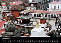 Nepal-Das Kathmandu-Tal nach dem Beben (Wandkalender 2019 DIN A4 quer) - Produktdetailbild 10