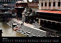 Nepal-Das Kathmandu-Tal nach dem Beben (Wandkalender 2019 DIN A4 quer) - Produktdetailbild 7