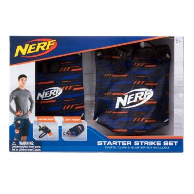 NERF ELITE Starter Strike Set