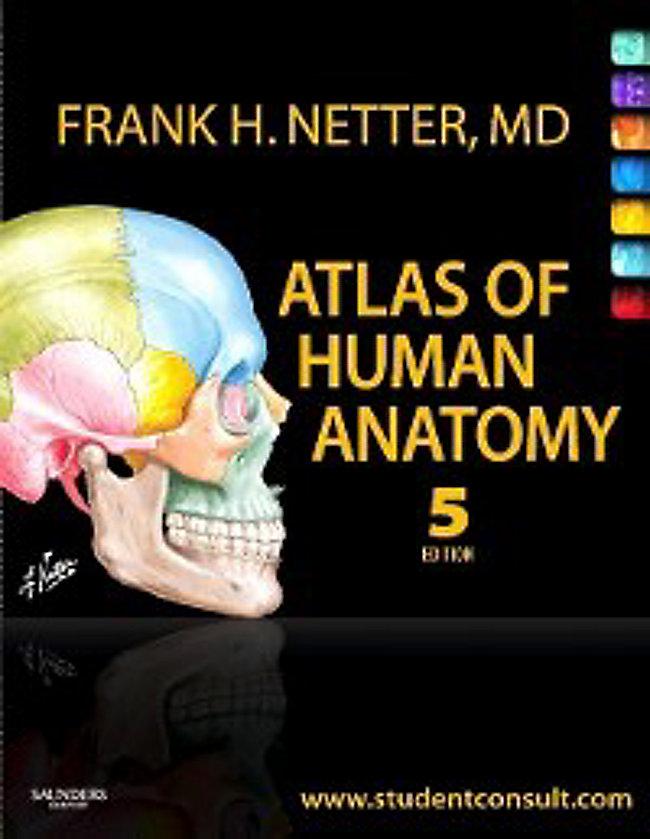 Netter Basic Science Atlas Of Human Anatomy International Edition