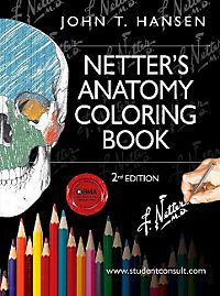 Netter basic science netter 39 s anatomy flash cards e book Anatomy coloring book 6th edition