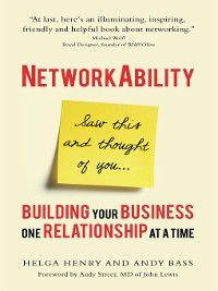 Networkability, Andrew Bass, Helga Henry