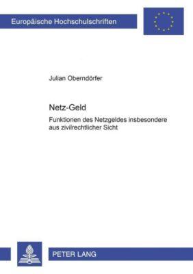 Netz-«Geld», Julian Oberndörfer