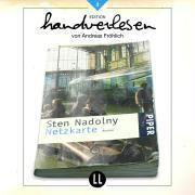 Netzkarte, 4 Audio-CDs, Sten Nadolny
