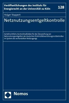 Netznutzungsentgeltkontrolle, Holger Stappert