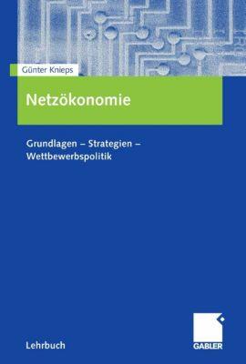 Netzökonomie, Günter Knieps